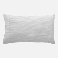 Pure White Snow Pillow Case