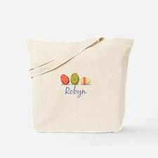 Easter Egg Robyn Tote Bag