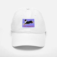 When Aussies Fly!!! Black Tr Baseball Baseball Cap