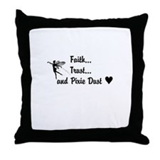 And Pixie Dust Throw Pillow