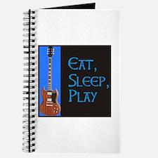 EAT,SLEEP,PLAY GUITAR Journal