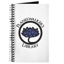 Planeswalker's Library Book and Lotus Journal