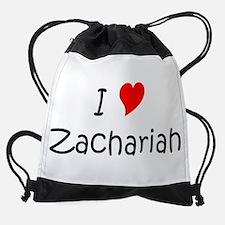 Cute Zachariah Drawstring Bag