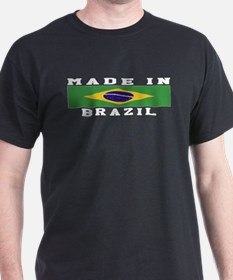 Brazil Made In T-Shirt