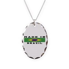 Brazil Made In Necklace