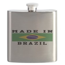Brazil Made In Flask
