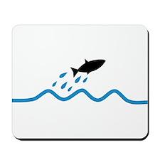 flying_fish Mousepad