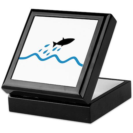 flying_fish Keepsake Box