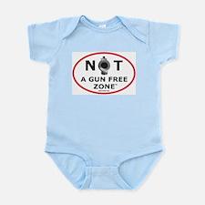 NOT A GUN FREE ZONE Body Suit
