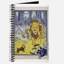 Vintage Wizard of Oz Journal