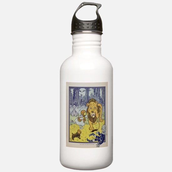 Vintage Wizard of Oz Water Bottle