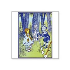 Vintage Wizard of Oz Sticker