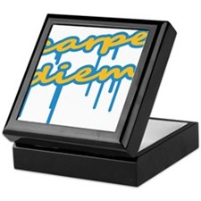 carpe_diem Keepsake Box