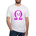 Omega Mu Fitted T-Shirt