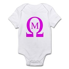 Omega Mu Infant Bodysuit