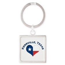 Kerrville, TX Keychains