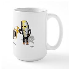 Onslaught Logo Mug
