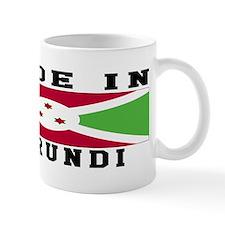 Burundi Made In Mug