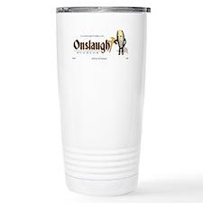 Onslaught Logo Travel Mug