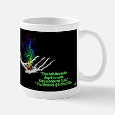 Moth To A Flame Mug