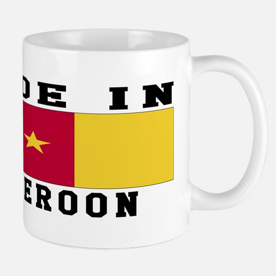 Cameroon Made In Mug