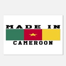 Cameroon Made In Postcards (Package of 8)