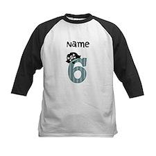 Pirate Sixth Birthday Baseball Jersey