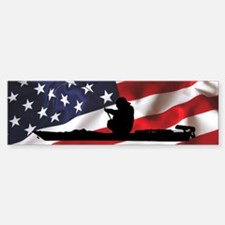 American Kayak Angler - Sticker (Bumper)