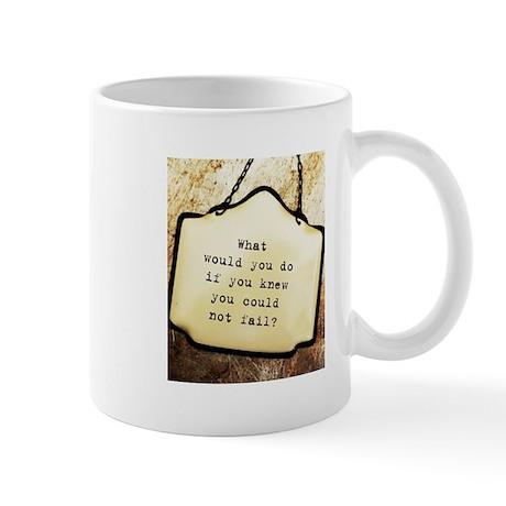 No Failure Mug