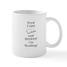 Shhh Im Reading Mug