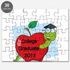 College Graduate 2013 Puzzle