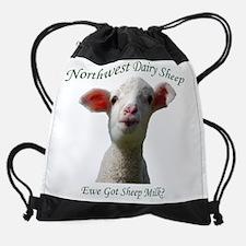 Cute East friesian Drawstring Bag