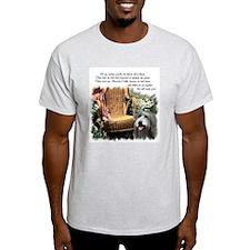 Bearded Collie Ar T-Shirt