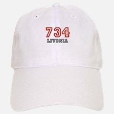 734 Baseball Baseball Cap