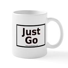 Just Go Mug