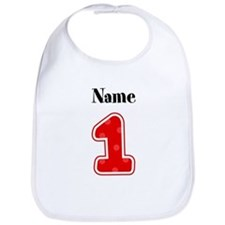 Personalized 1 Bib