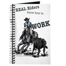 Real Western Cutting Horse Journal