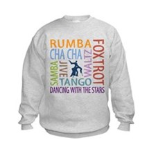 Ballroom Dancing DTWS Sweatshirt