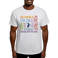 Ballroom Dancing DTWS T-Shirt