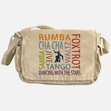 Ballroom Dancing DTWS Messenger Bag