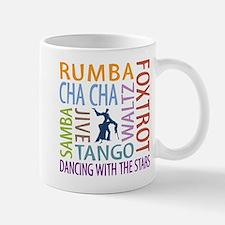 Ballroom Dancing DTWS Mug
