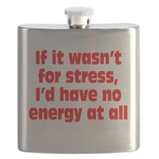 Stress and Energy Flask