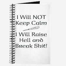 Raise Hell and Break Journal