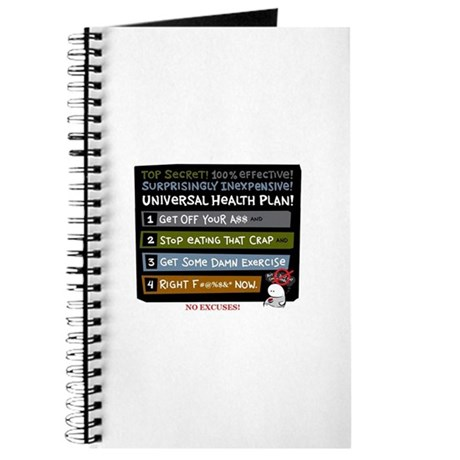 No Excuses Journal