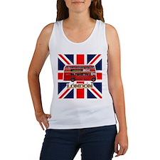 The London Bus Women's Tank Top