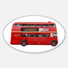 The London Bus Decal