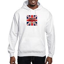 The London Bus Hoodie