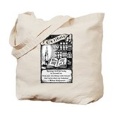 Shakespeare tote bag Totes & Shopping Bags