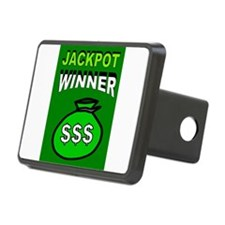 JACKPOT WINNER Hitch Cover