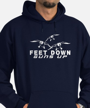 DUCK HUNTING Hoody
